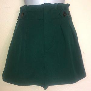 NWOT〰️Zara High-Waisted Shorts